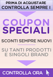 Coupon Speciali