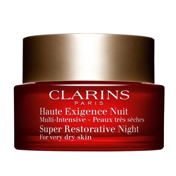 Clarins Creme Haute Exigence Nuit 50 ml pelle secca