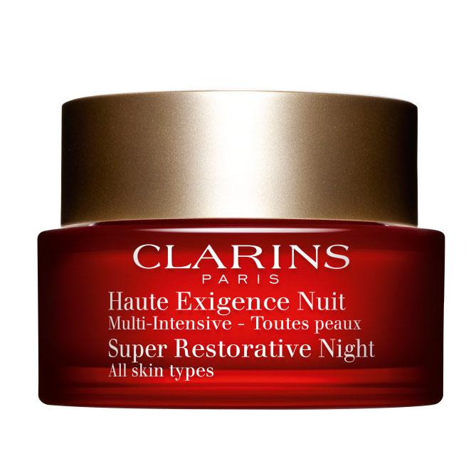 Clarins Creme Haute Exigence Nuit 50 ml tutti i tipi di pelle