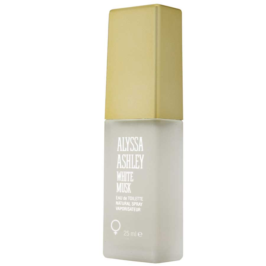 Alyssa Ashley White Musk eau de toilette 25 ml spray