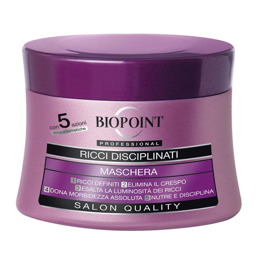 Biopoint Professional Linea Ricci Disciplinati Maschera 250 ml