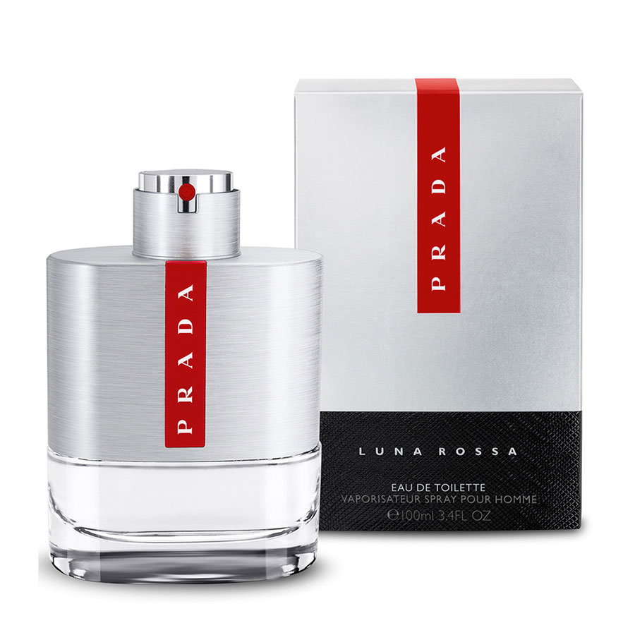 Prada Luna Rossa eau de toilette 100 ml spray