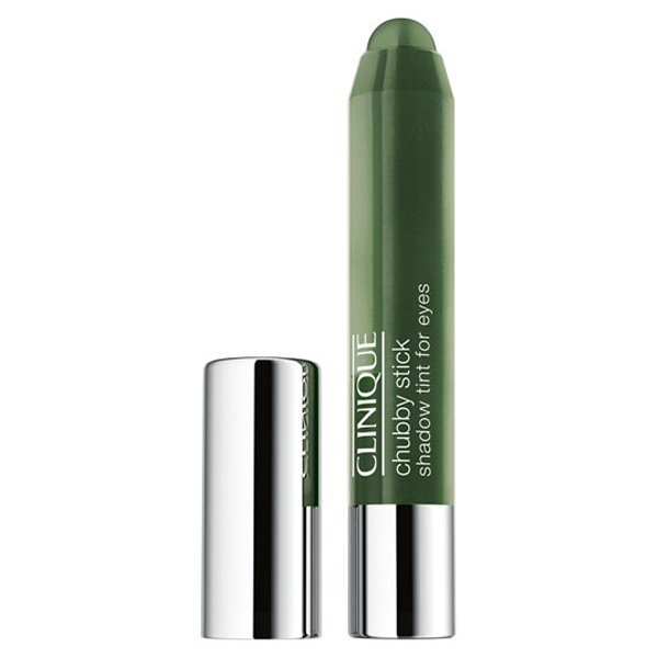 Clinique Chubby Stick Shadow Tint For Eyes n.06 mighty moss