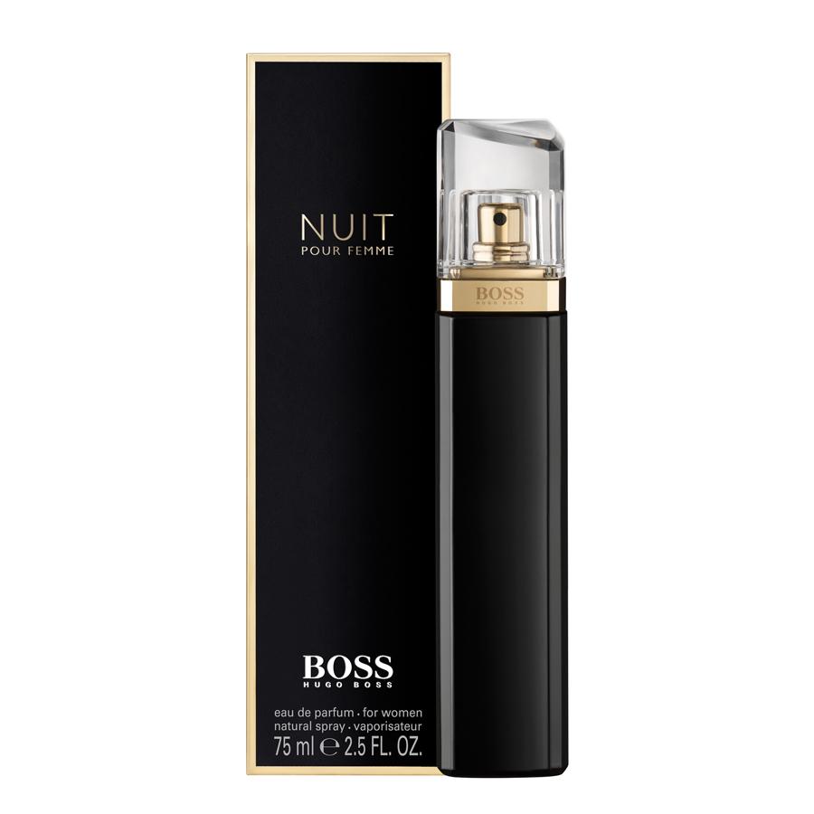 Boss Nuit eau de parfum 75 ml spray