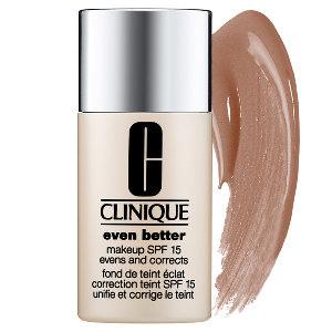 Clinique Even Better Makeup SPF15 n. wn 124 sienna