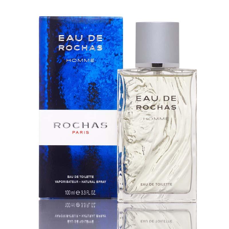 Rochas Eau de Rochas Homme eau de toilette 100 ml spray