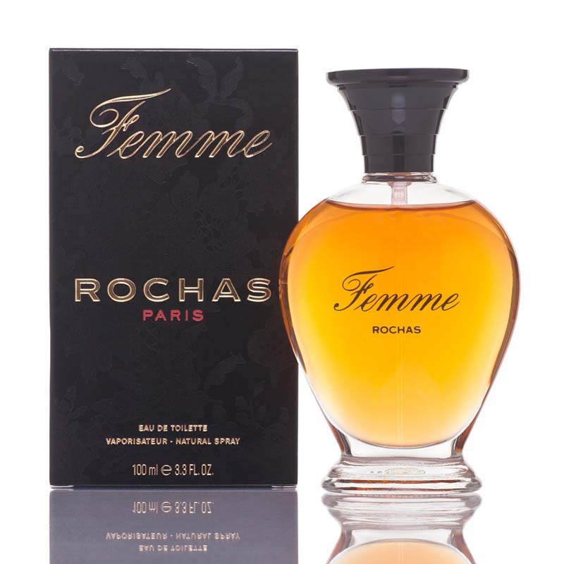 Rochas Femme Rochas Paris eau de toilette 100 ml spray