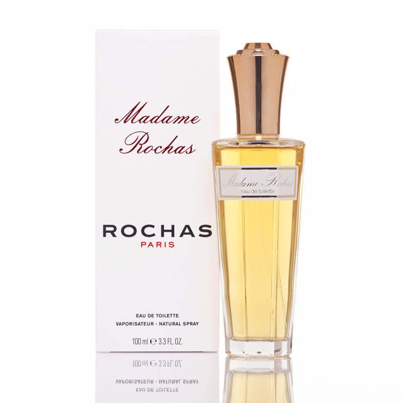 Rochas Madame Rochas Paris eau de toilette 100 ml spray