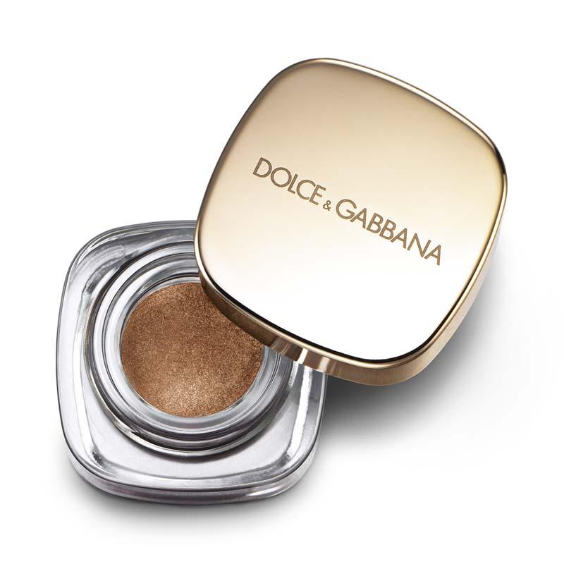 Dolce & Gabbana Collector's Edition Natale 2014 Perfect Mono 4G ( ombretto in crema mono ) n. 45 pure bronze