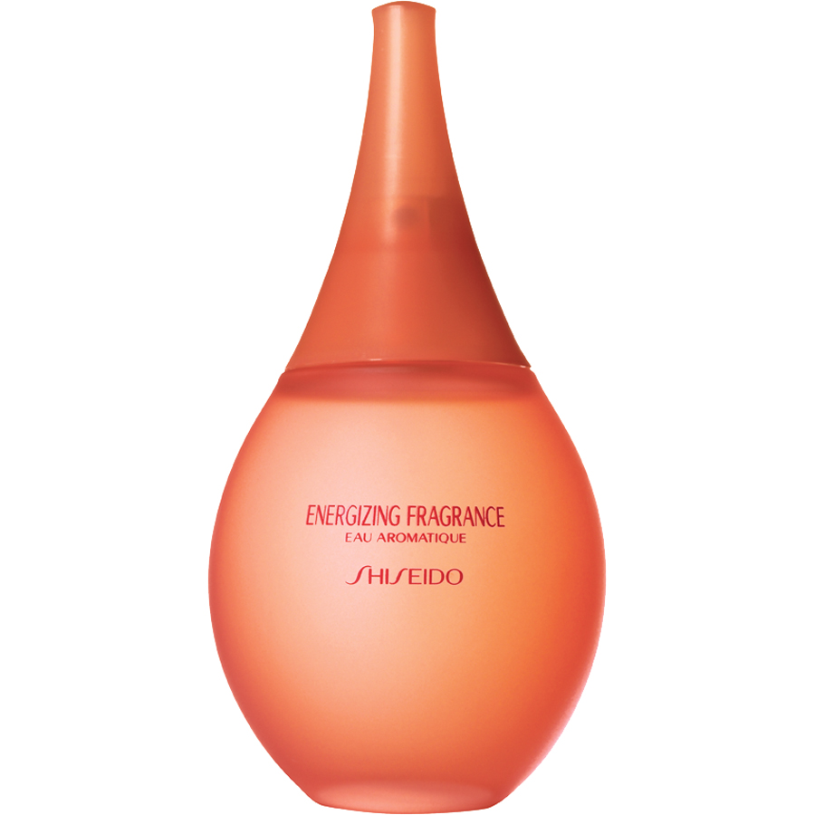 Shiseido Energizing Fragrance eau aromatique 100 ml natural spray
