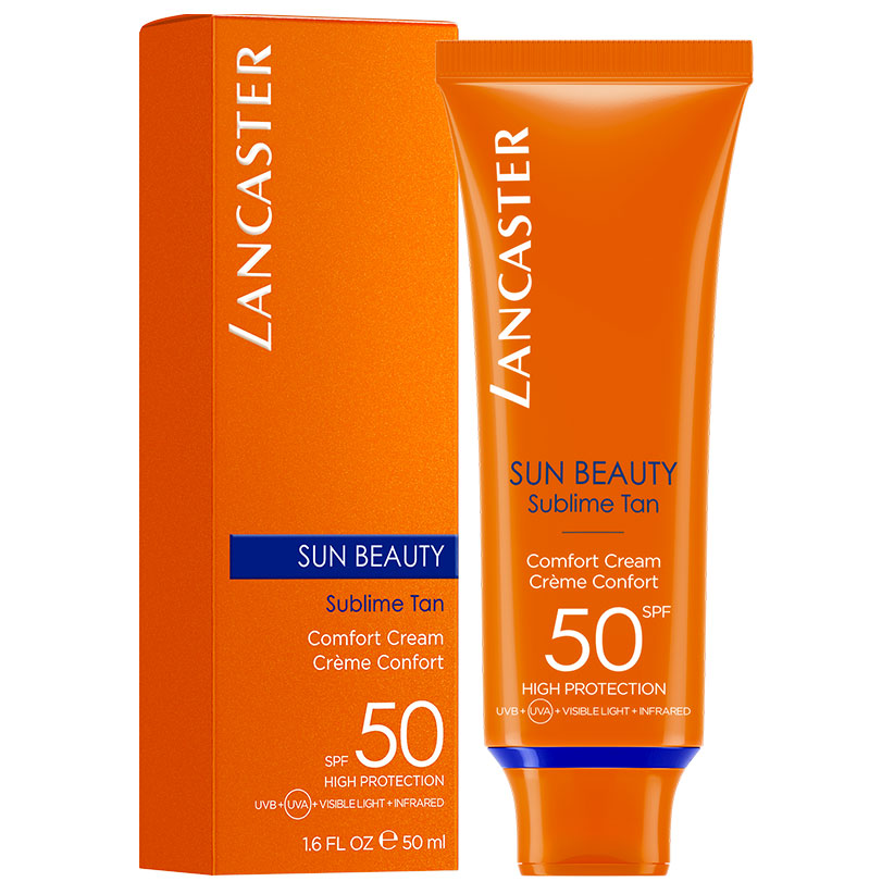 Lancaster Sun Beauty Sublime Tan Comfort Cream SPF50 50 ml