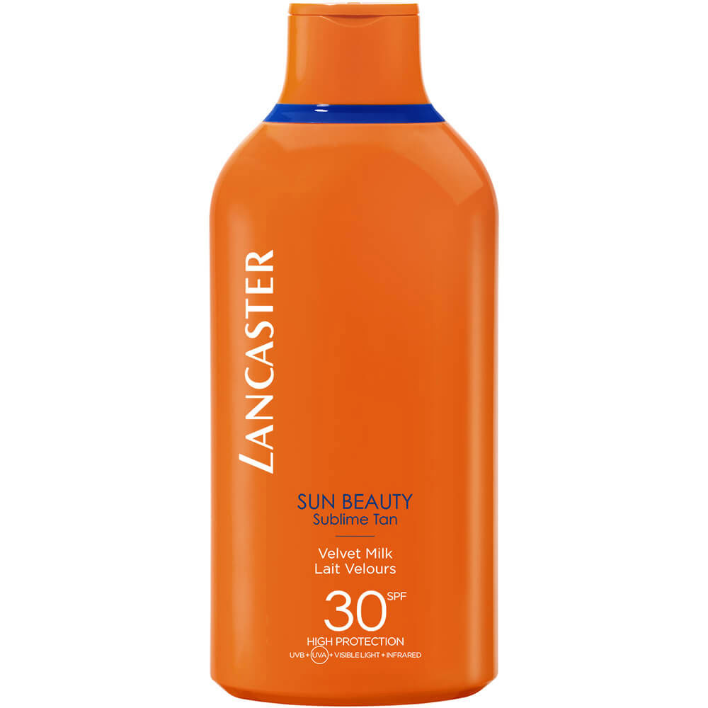 Lancaster Sun Beauty Velvet Milk Sublime Tan SPF 30 400 ml