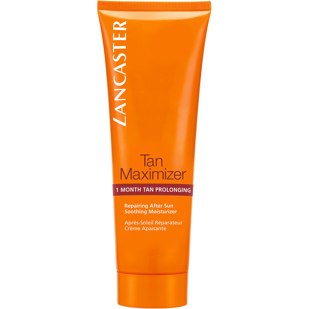 Lancaster Tan Maximizer Repairing After Sun Soothing Moisturizer Face & Body 250 ml