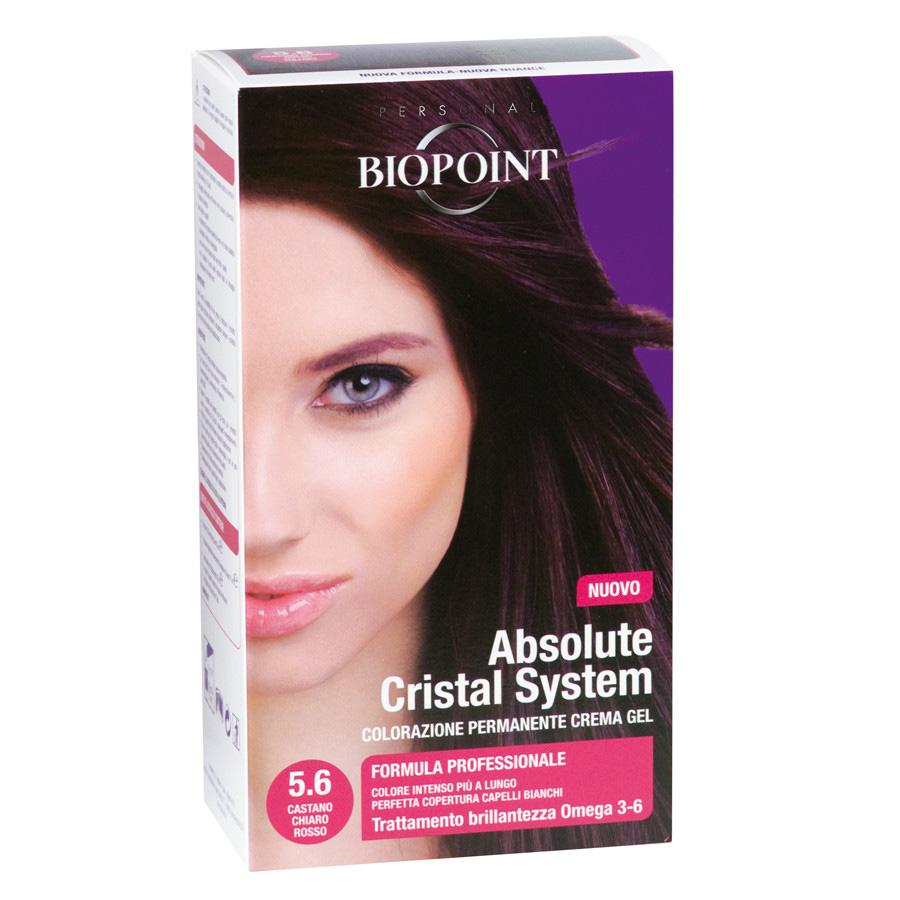 Biopoint Absolute Cristal System Castano Chiaro Rosso