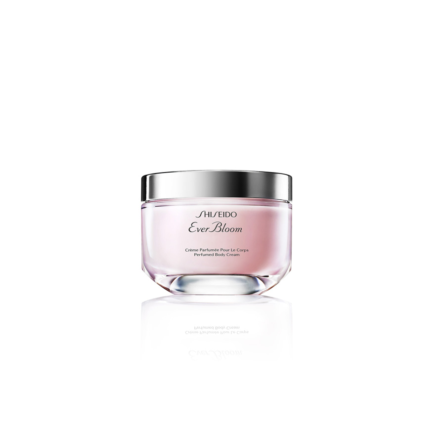 Shiseido Ever Bloom Perfumed Body Cream 200 ml