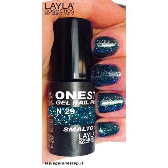 Layla One Step Gel Nail Polish n. 29 twilighter
