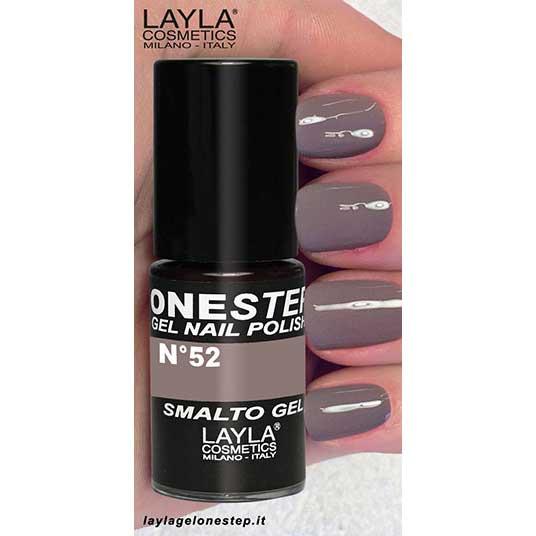Layla One Step Gel Nail Polish n. 52