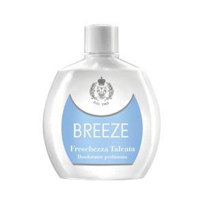 Breeze Deodorante Squeeze No Gas Freschezza Talcata 100 ml