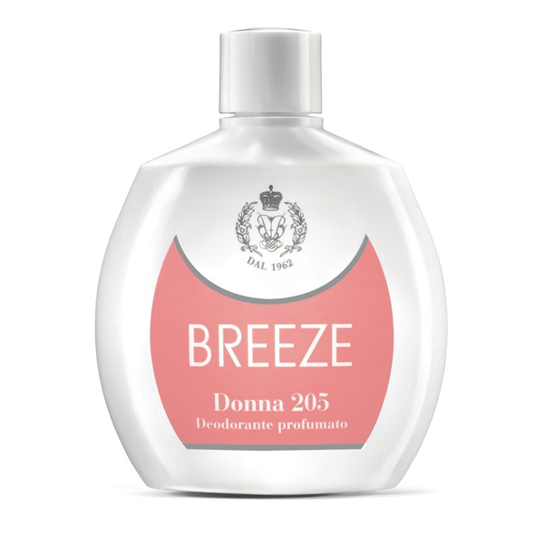 Breeze Deodorante Squeeze No Gas Donna 205 100 ml