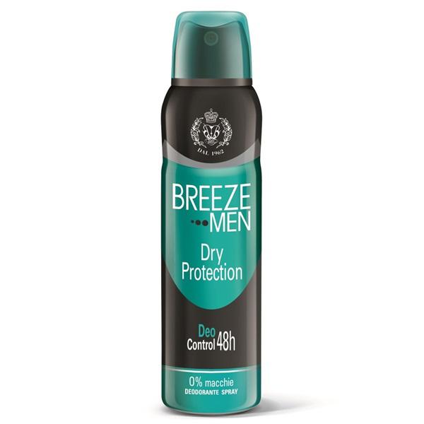 Breeze Men Dry Protection Deo Contro 48H 150 ml spray