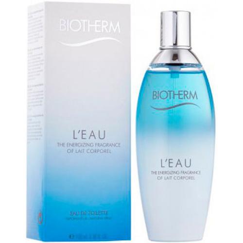 Biotherm L Eau - The Energizing Fragranze Of Lait Corporel - eau de toilette 100 ml spray