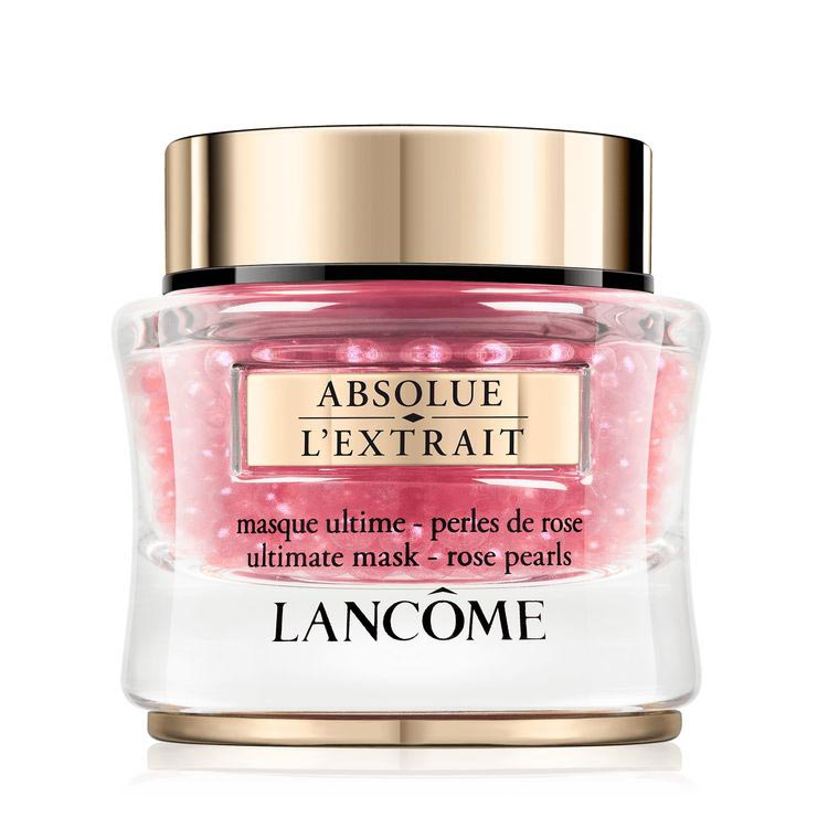 Lancome Absolu L Extrait Ultimate Rose Serum Mask