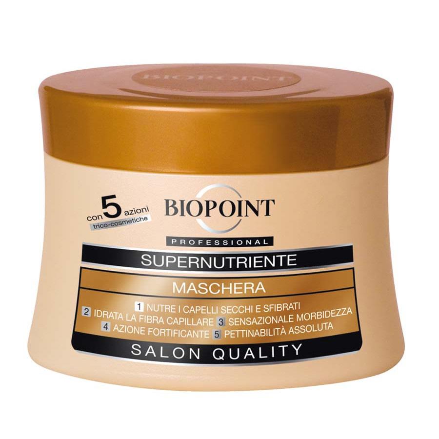 Biopoint Professional Linea Supernutriente Maschera 250 ml ( crema nutritiva )