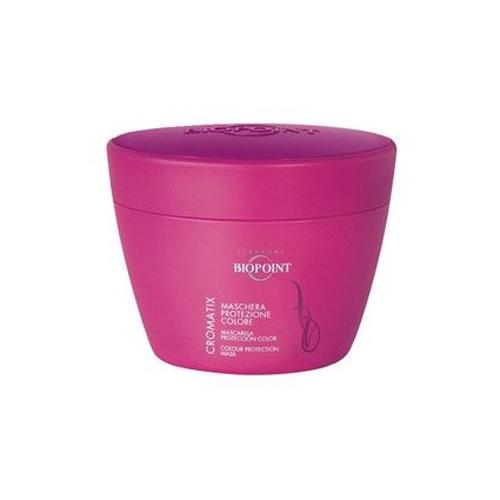 Biopoint cromatix maschera protezione colore (crema dopo-shampoo capelli colorati) 200 ml