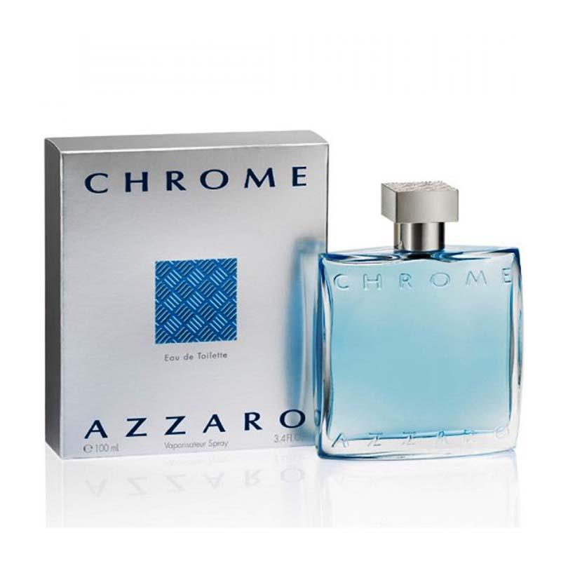 Azzaro Chrome eau de toilette 100 ml vapo