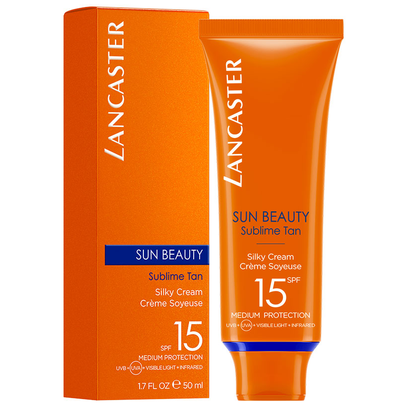 Lancaster Sun Beauty Sublime Tan Silky Cream SPF15 50 ml