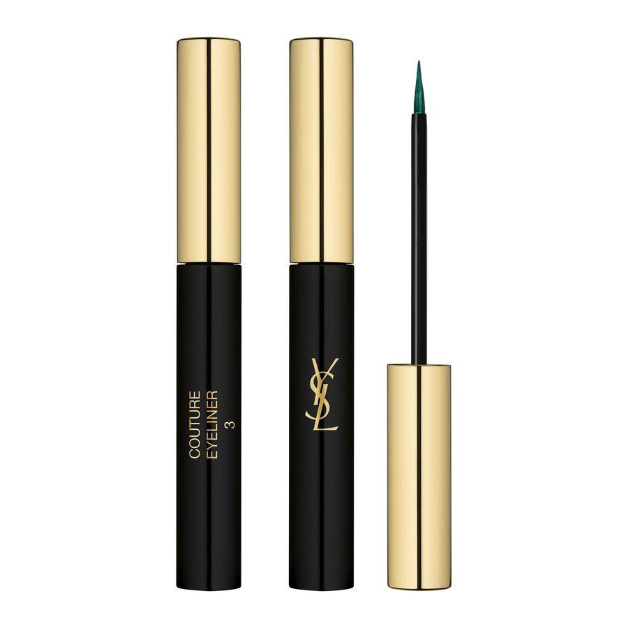 yves saint laurent couture eyeliner n 3 vert basique satine. Black Bedroom Furniture Sets. Home Design Ideas