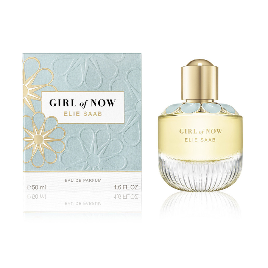Elie Saab Girl of Now eau de parfum 50 ml spray