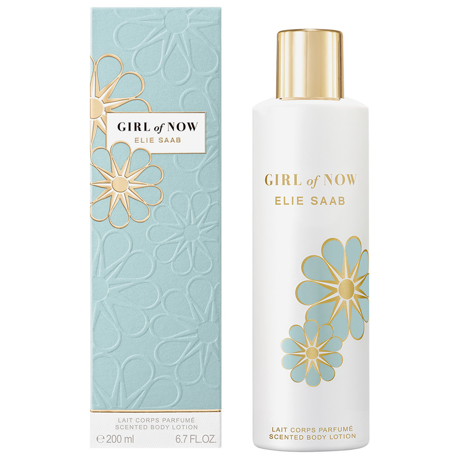 Elie Saab Girl of Now Latte Corpo Profumato 200 ml
