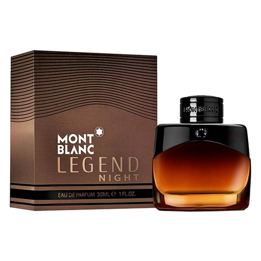 montblanc legend night eau de parfum 30 ml spray. Black Bedroom Furniture Sets. Home Design Ideas