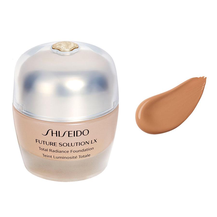 Shiseido Future Solution LX Total Radiance Foundation neutral 4