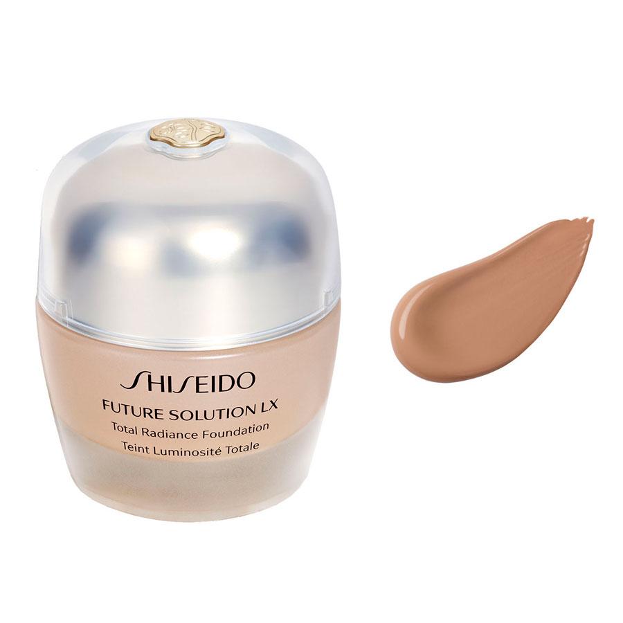 Shiseido Future Solution LX Total Radiance Foundation rose 3