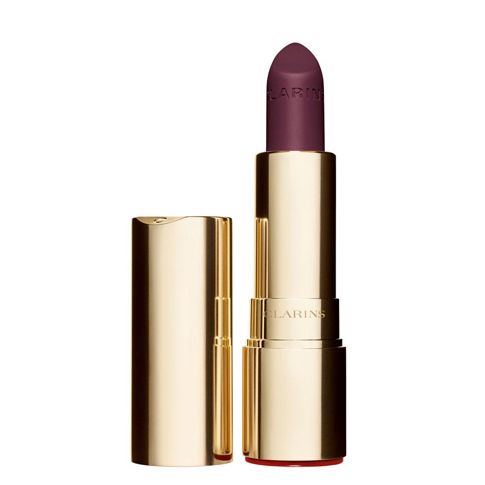 Clarins Joli Rouge Velvet n. 744v plum