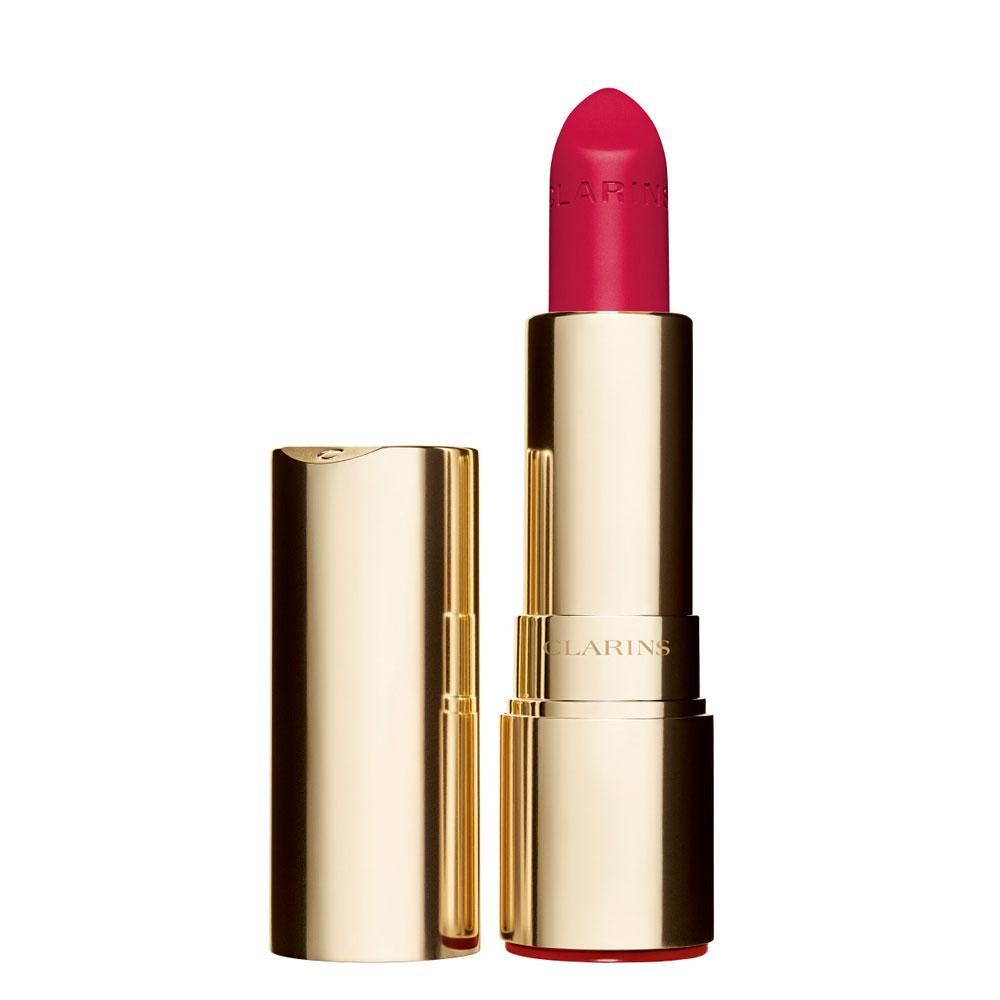 Clarins Joli Rouge Velvet n. 760v pink cranberry