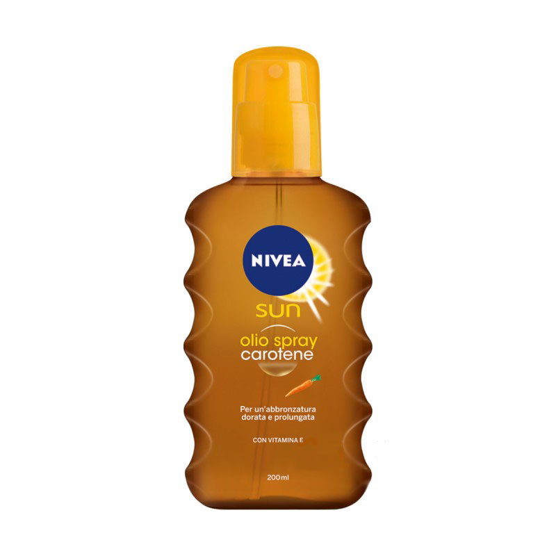 Nivea Olio Spray Carotene 200 ml