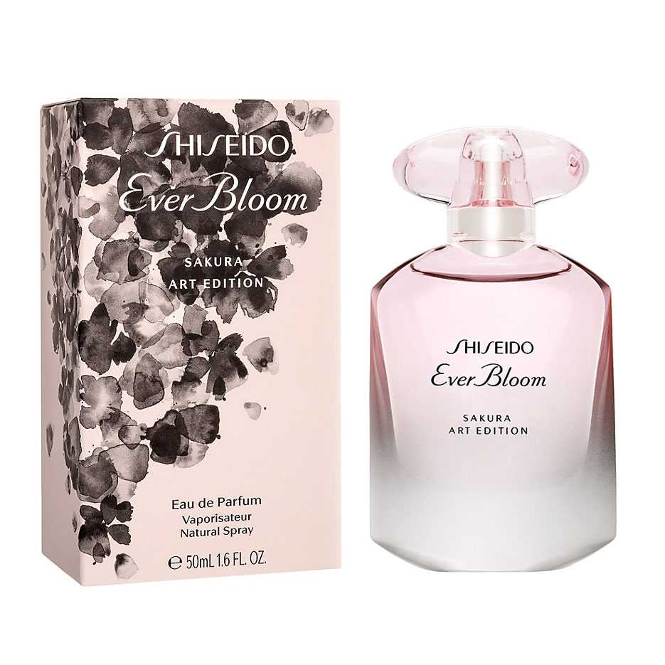 Shiseido Ever Bloom Sakura Art Edition eau de parfum 50 ml