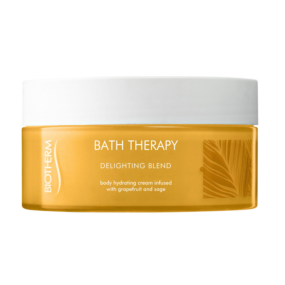Biotherm Bath Therapy Delighting Blend Body Hydrating Cream 200ml