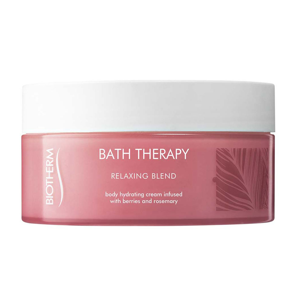 Biotherm Bath Therapy Relaxing Blend Body Hydrating Cream 200ml
