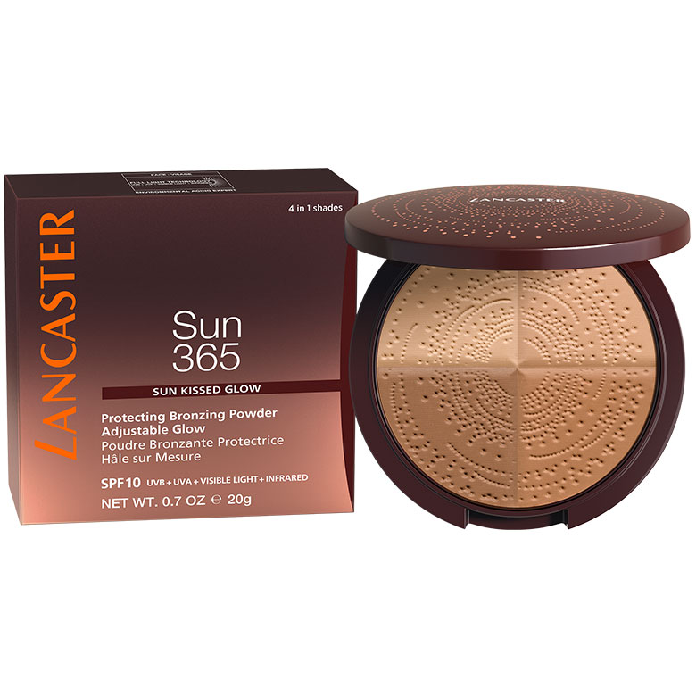 Lancaster Sun 365 Protecting Bronzing Powder Adjustable Glow SPF10 20 g.