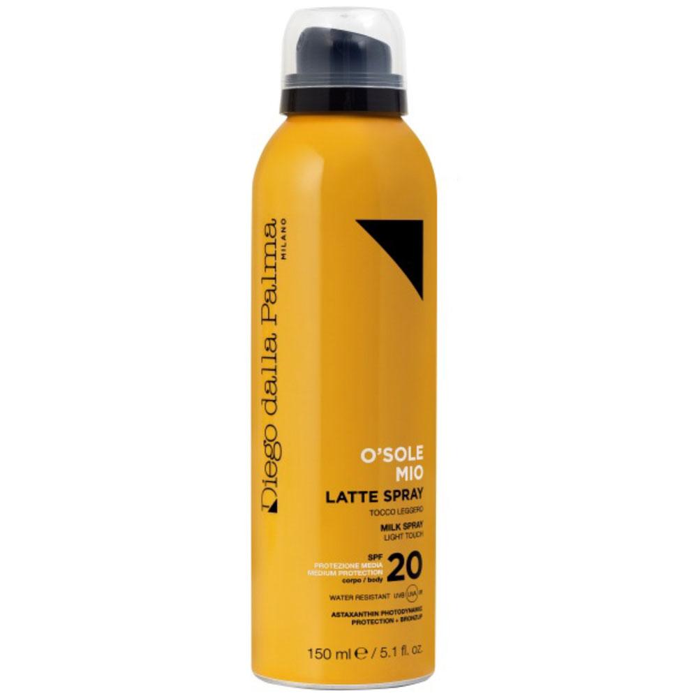 diego dalla palma O Sole Mio Latte Spray Corpo SPF20 150 ml
