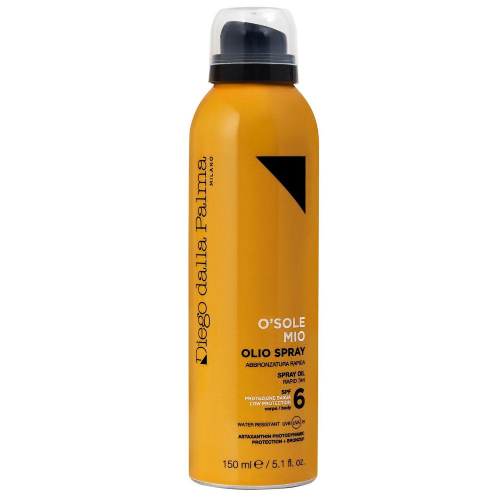 diego dalla palma O Sole Mio Latte Spray Corpo SPF6 150 ml