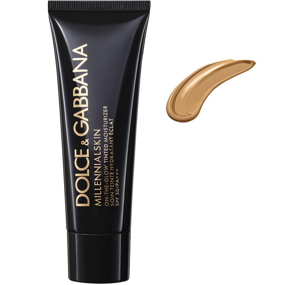 Dolce & Gabbana Millenialskin On The Glow Tinted Moisturizer SPF30 n. medium 3 almond