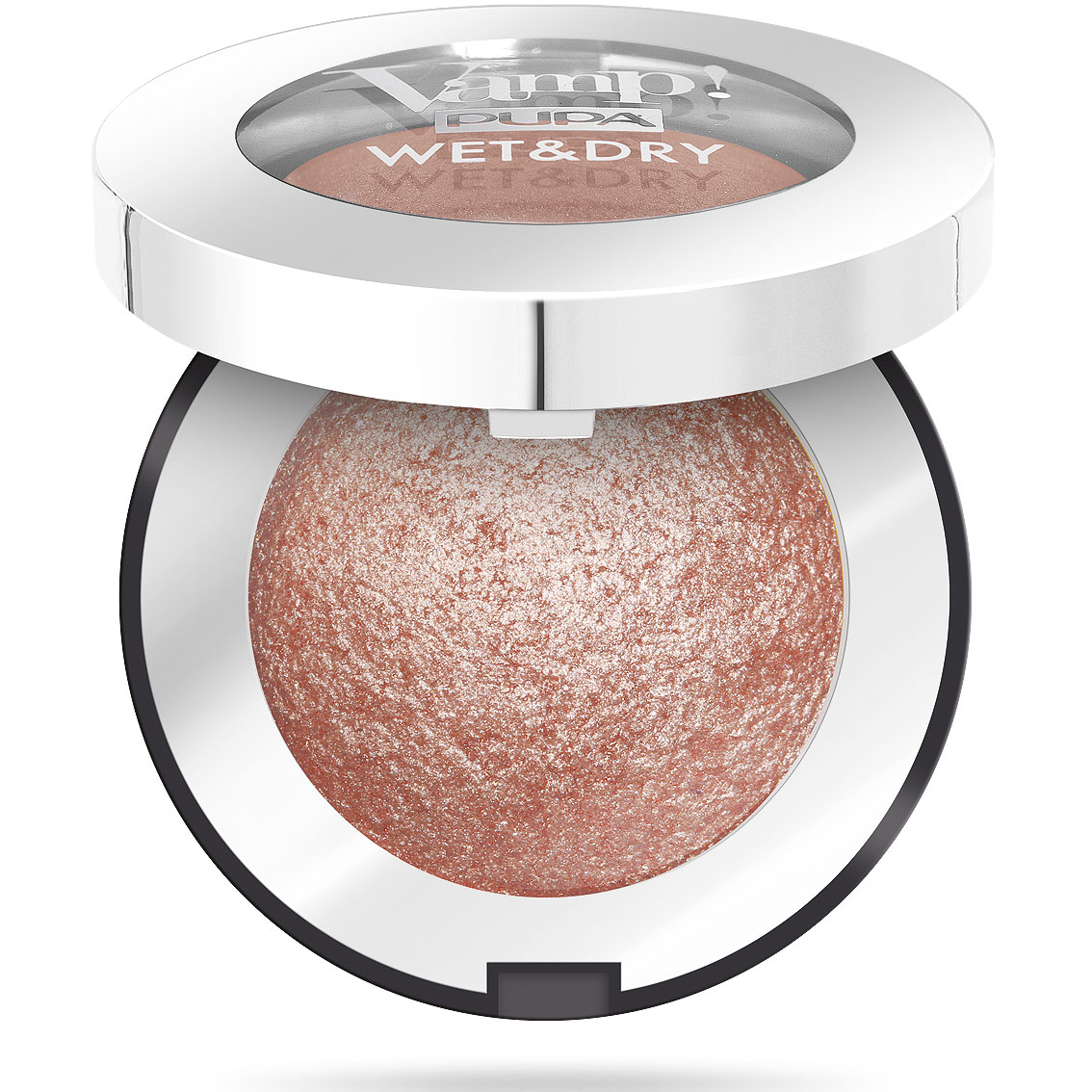 Pupa Vamp! Wet & Dry Ombretto n. 103 rose gold