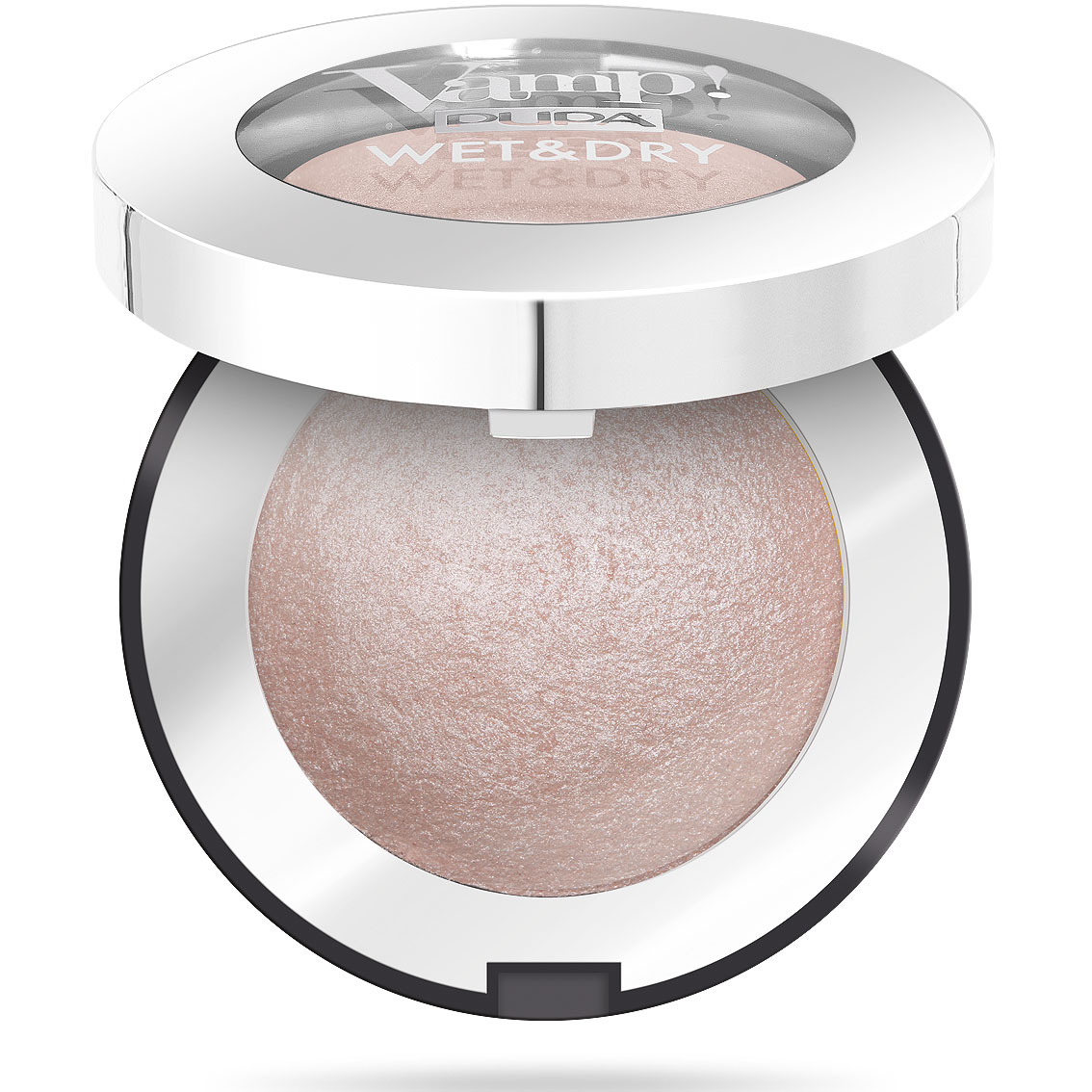 Pupa Vamp! Wet & Dry Ombretto n. 200 luminous rose