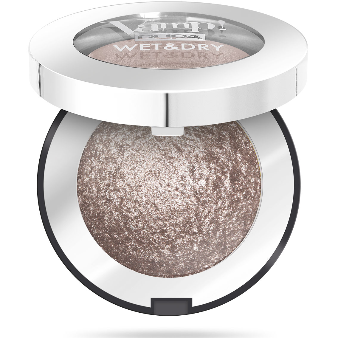 Pupa Vamp! Wet & Dry Ombretto n. 301 cold taupe