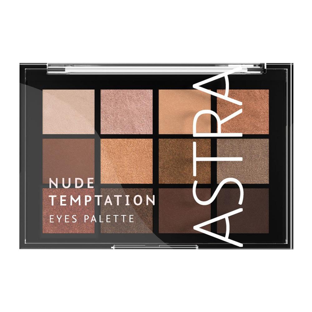 Astra Nude Temptation Eyes Palette n. 01 nude temptation
